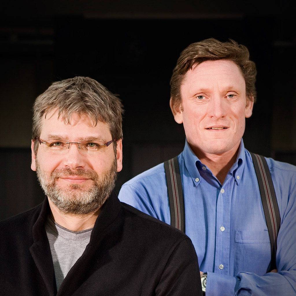 Robert Greubel & Stephen Forsey