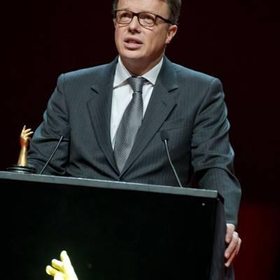 Nicolas Beau, Directeur International de Chanel Horlogerie, marque lauréate du Prix de la Montre Dame 2012
