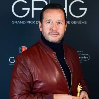 CEO of Audemars Piguet, winner of the Men's Complication Watch Prize