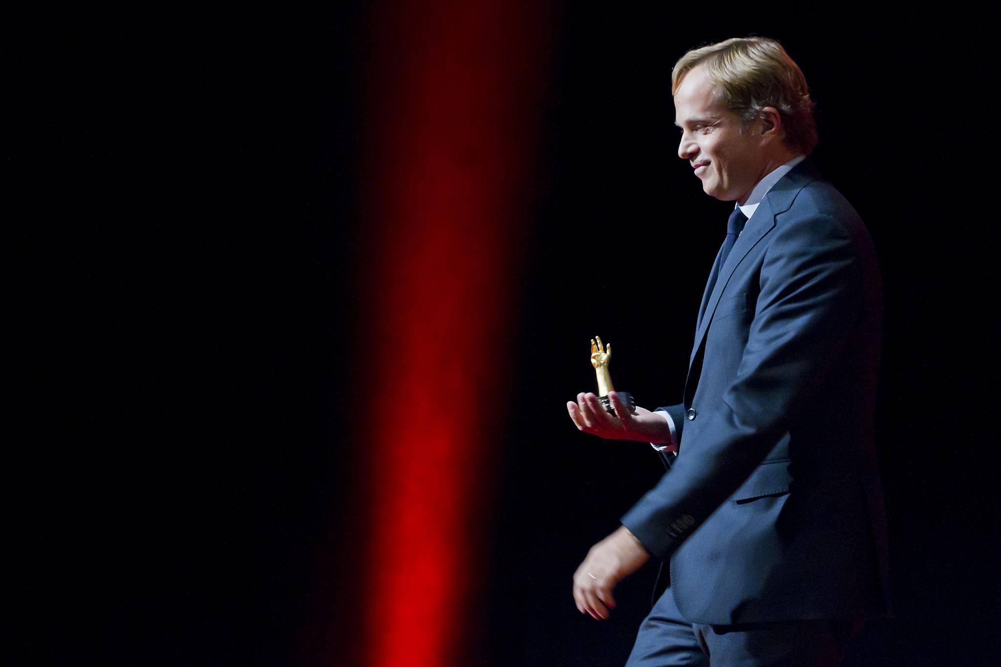 Jean-Frédéric Dufour, CEO de Zenith, marque lauréate du Prix de la Grande Complication 2011