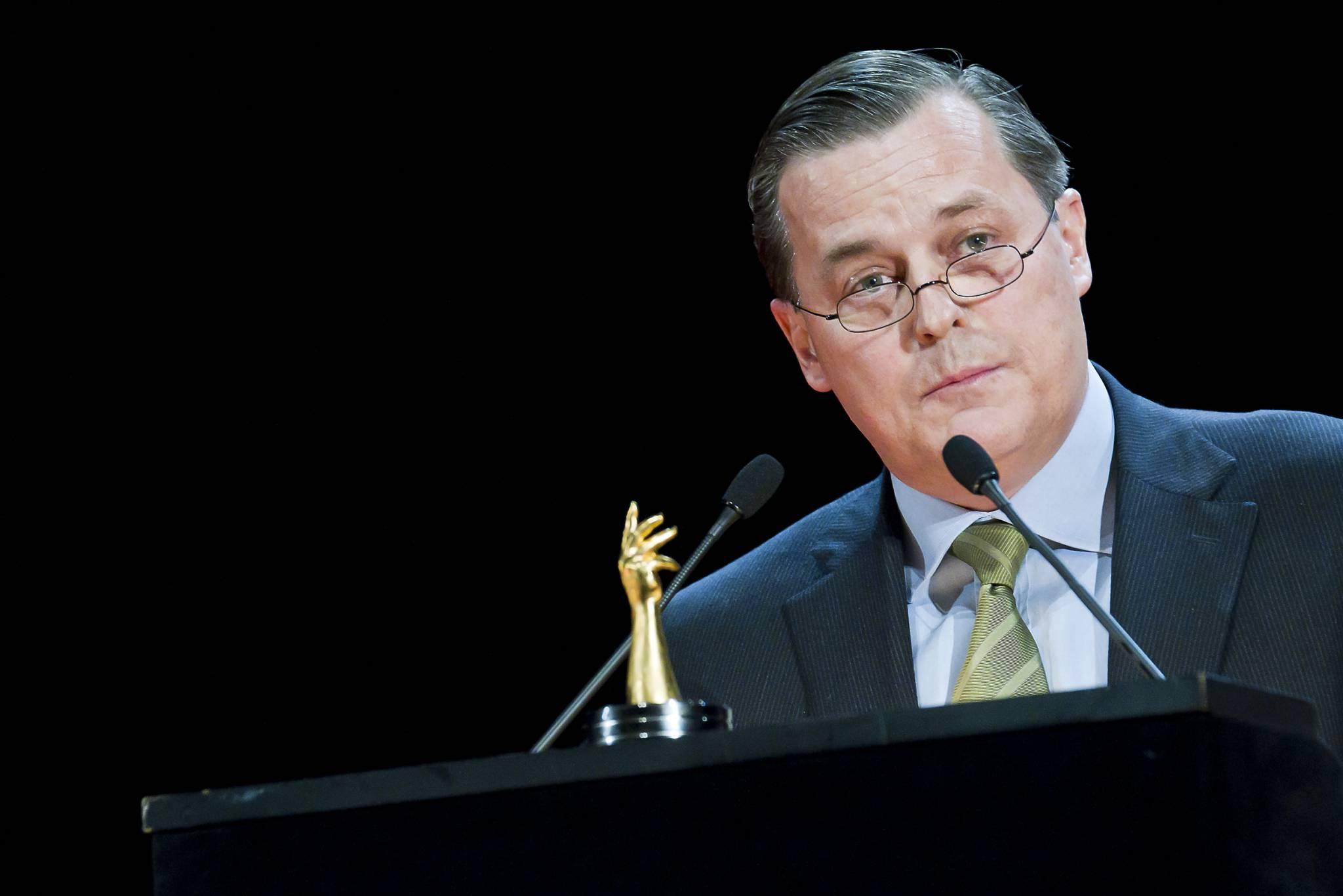 Philippe Merk, CEO de Audemars Piguet, marque lauréate du Prix du Public 2011