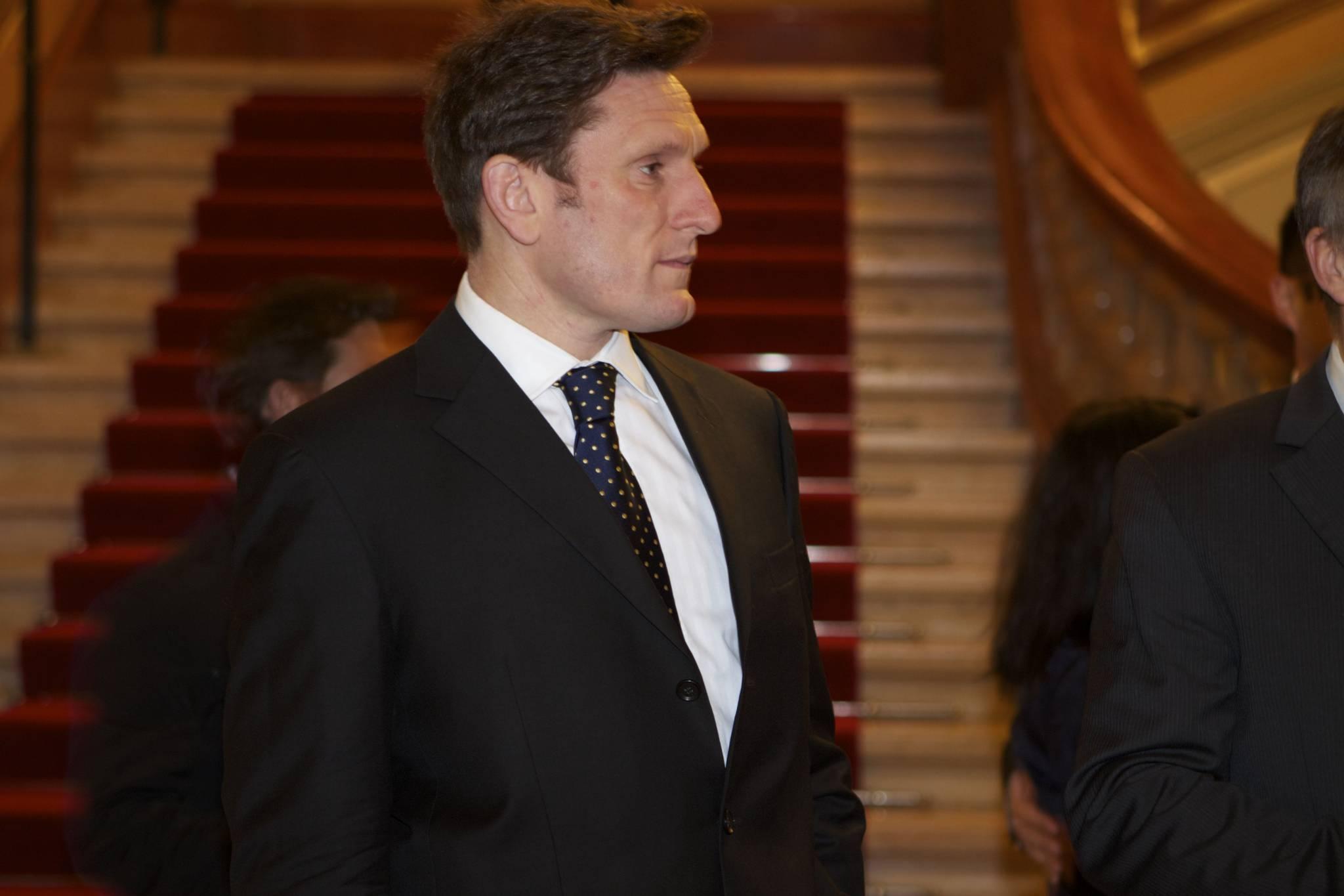 Stephen Forsey, co-fondateur de Greubel-Forsey, marque lauréate du Grand Prix de l'Aiguille d'Or 2010