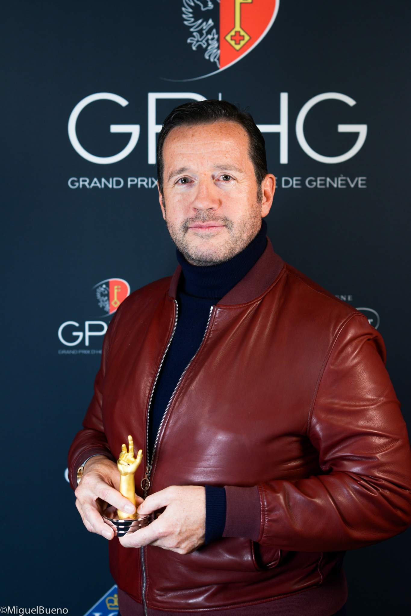 CEO of Audemars Piguet, winner of the Iconic Watch Prize 2019