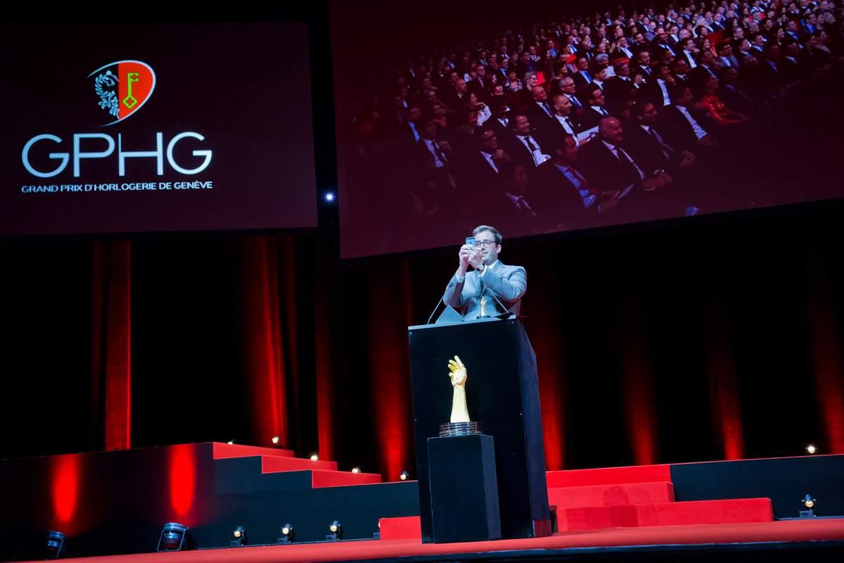 Benjamin Clymer (jury member of the GPHG 2013)