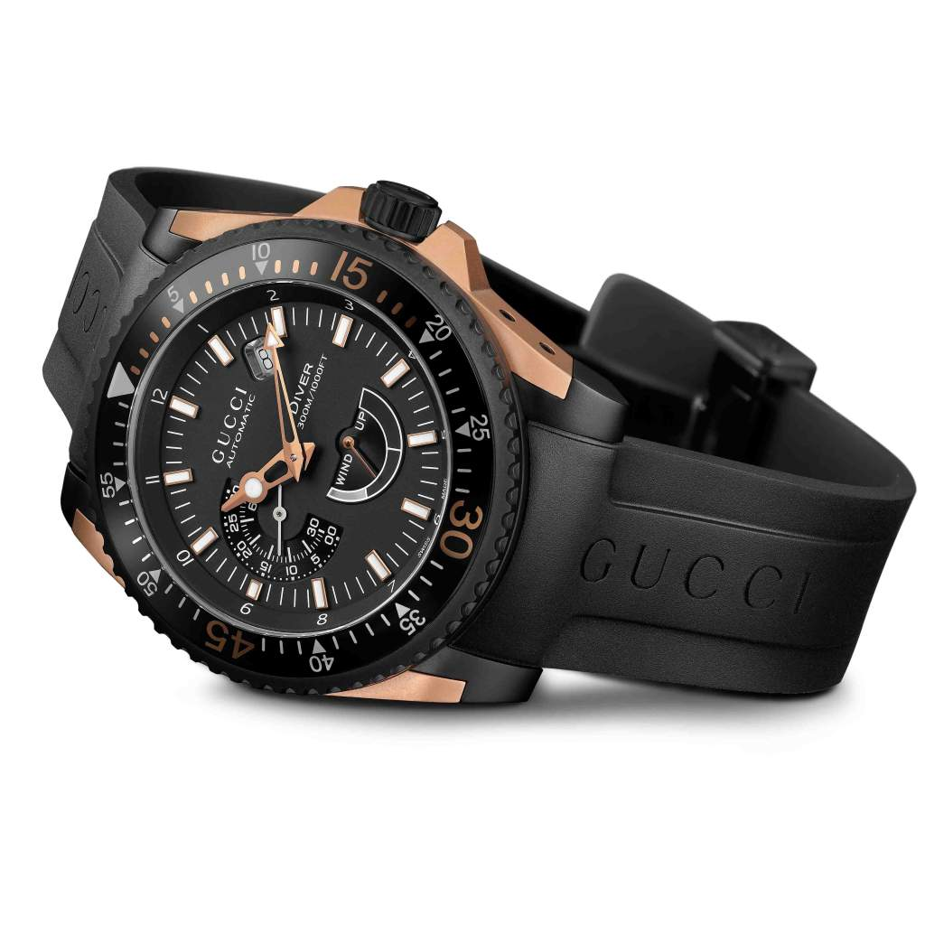 84cfbcd3523 Gucci Dive Extra Large Automatic