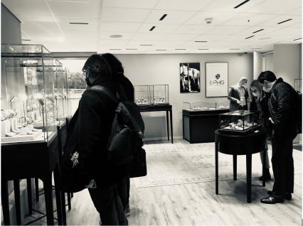 Bucherer à Zurich accueille l'exposition itinérante du GPHG 2020