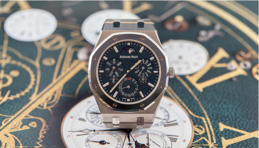 Hodinkee - The Audemars Piguet Royal Oak Selfwinding Perpetual Calendar Ultra-Thin Wins the Aiguille D'Or At The 2019 GPHG Awards