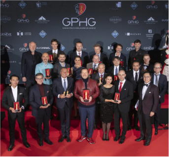 Watchtime - Complete List Of Prize Winners In The 2019 Grand Prix d'Horlogerie de Genève