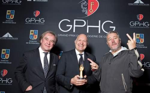 Bilan.ch -  Le Grand Prix d'Horlogerie de Genève en images