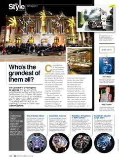 GQIndia magazine - who's the grandest of them all?