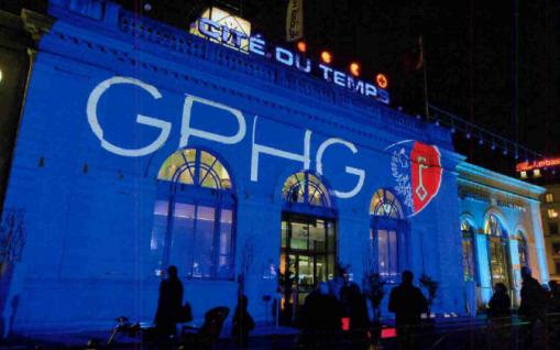 Tribune des Arts - Grand Prix d'Horlogerie de Genève 2011