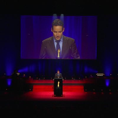 Roland Enderli, Directeur commercial des Montres Tudor, lauréat du Prix Challenge 2020