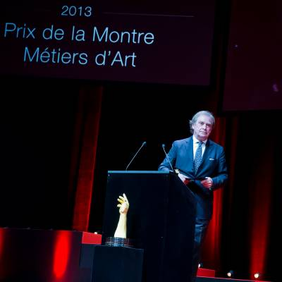 Jean-Michel Wilmotte, member of the Jury 2013