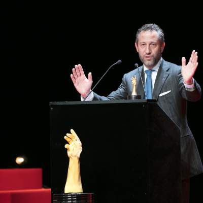 Aurel Bacs (President of the jury of the GPHG 2017)