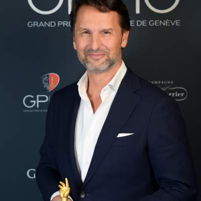 Owner & Creative Director of MB&F, winner of the Ladies' Complication Watch Prize 2019