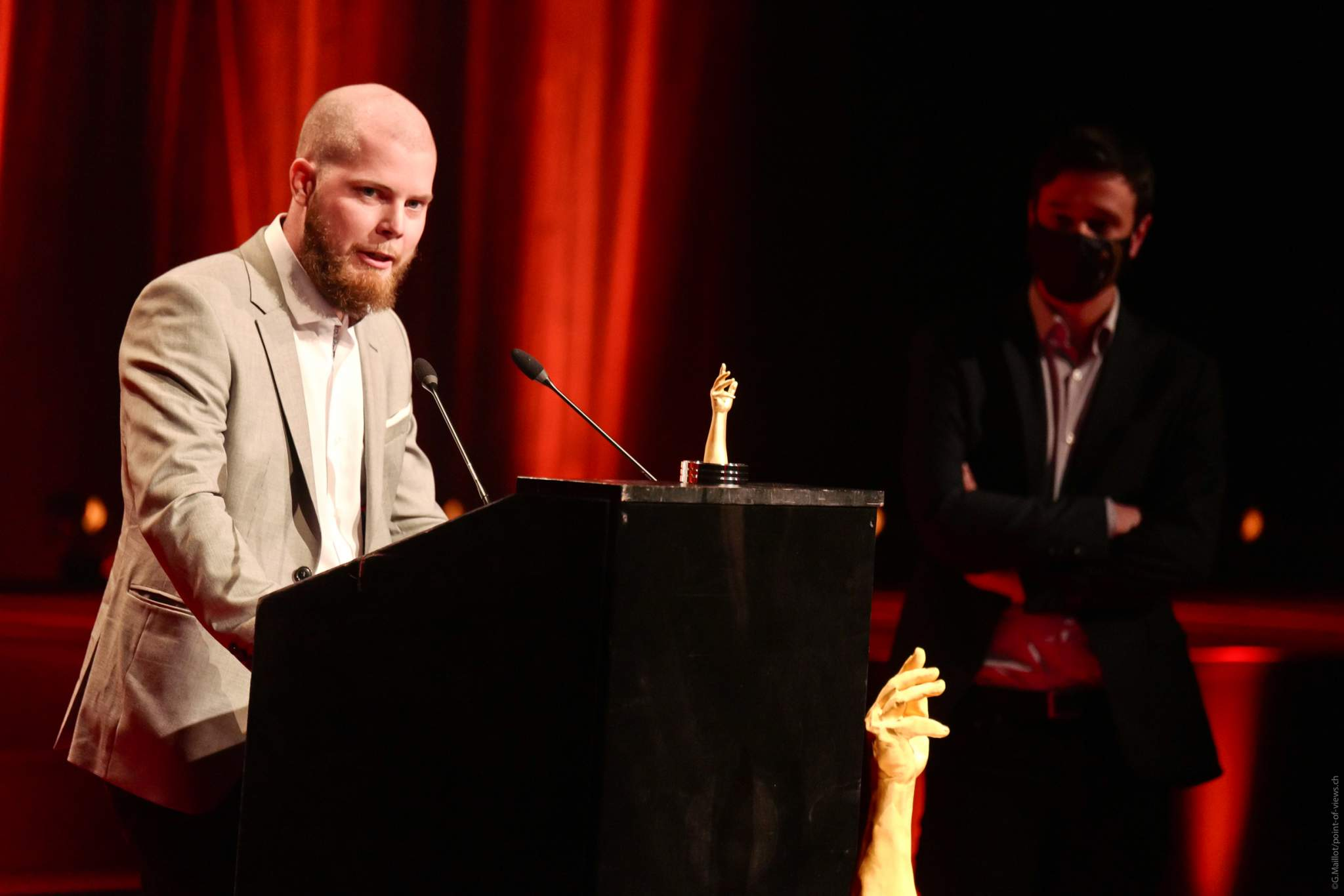 Gaël Petermann et Florian Bédat, Co-fondateurs de Petermann Bédat, lauréats du Prix Révélation Horlogère 2020