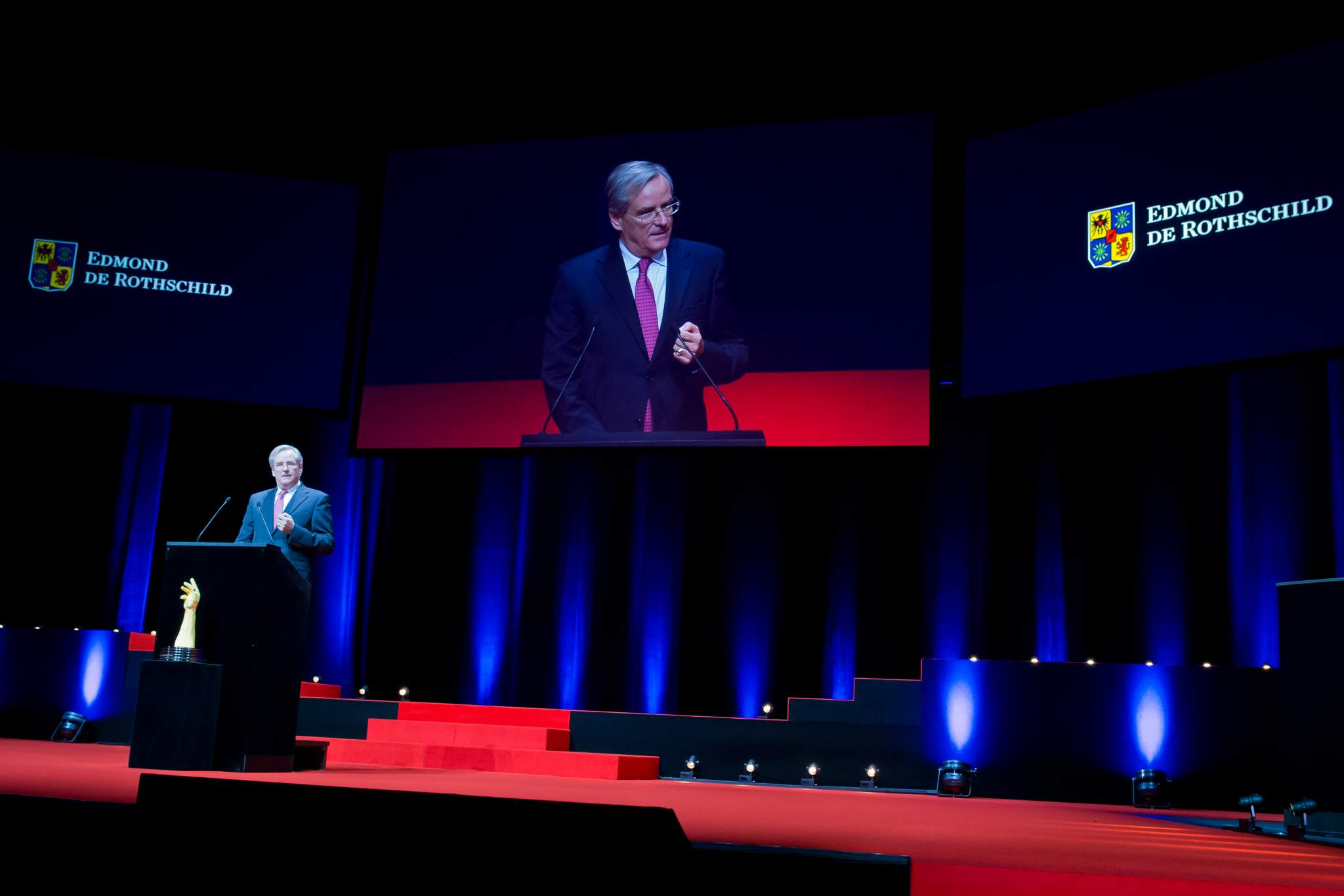 Hervé de Montlivault, Directeur général adjoint, Banque Privée Edmond de Rothschild