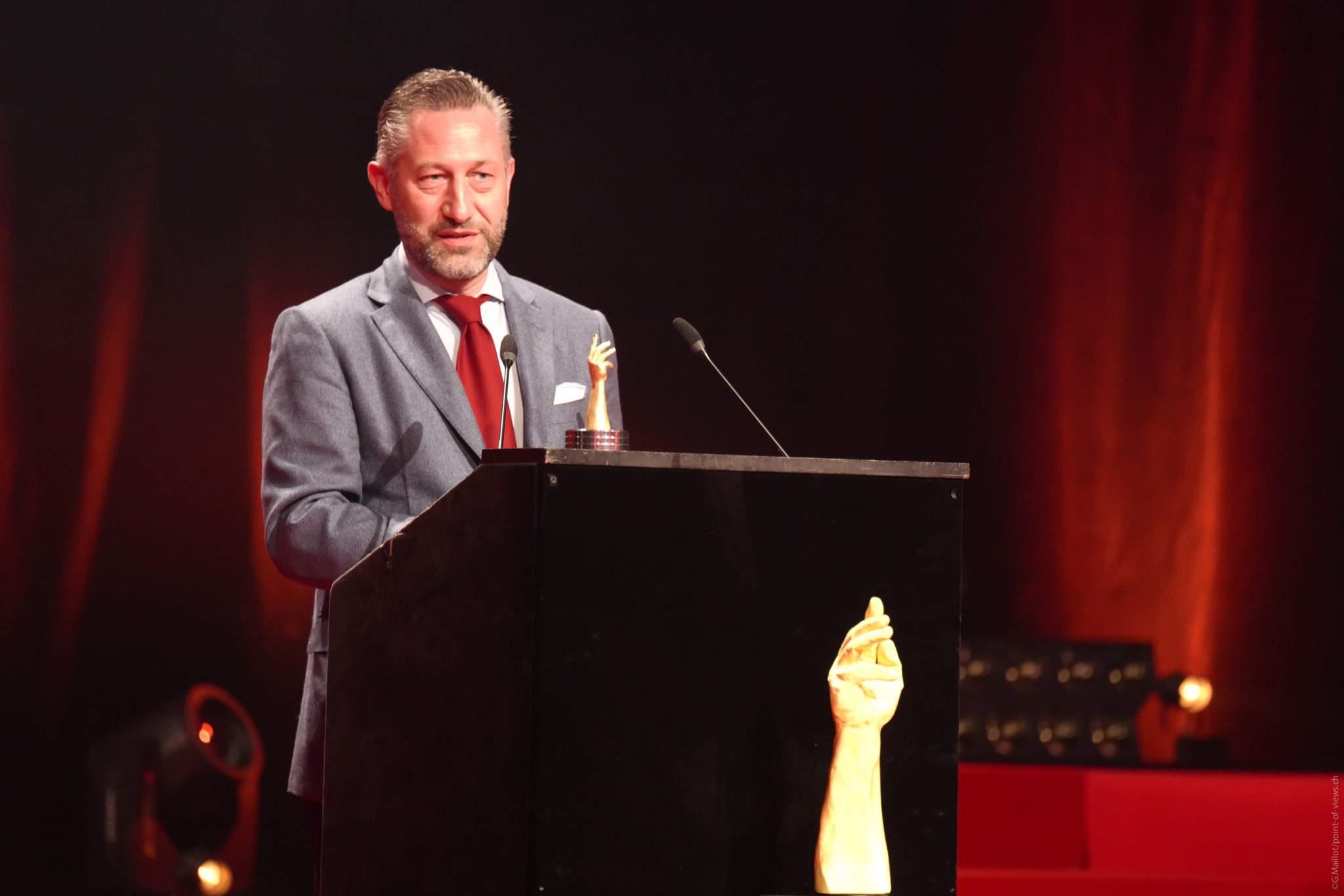 Aurel Bacs, Président du jury