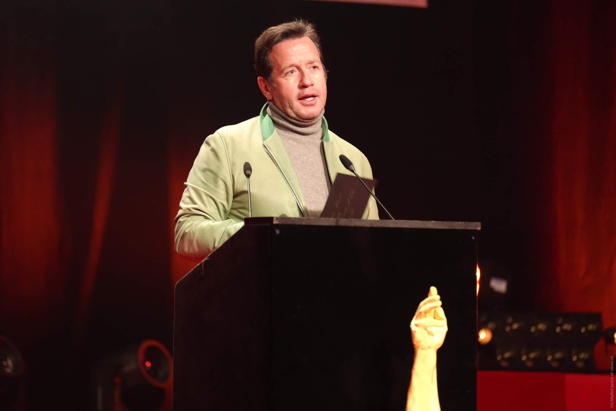 François-Henry Bennahmias, CEO d'Audemars Piguet