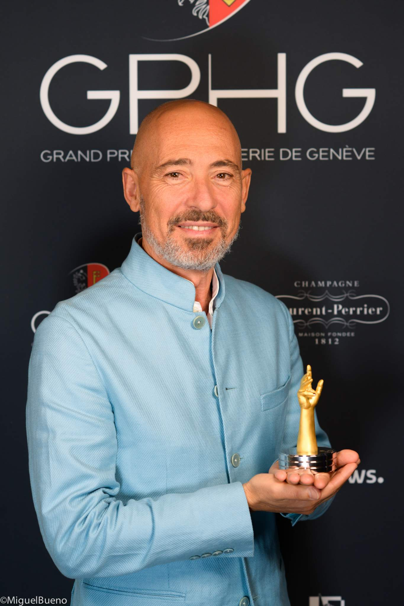 Founder and Organiser of Only Watch, winner of the Special Jury Prize 2019