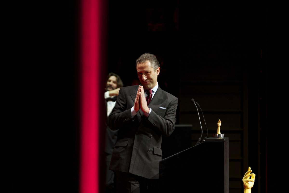 Aurel Bacs (President of the jury of the GPHG)