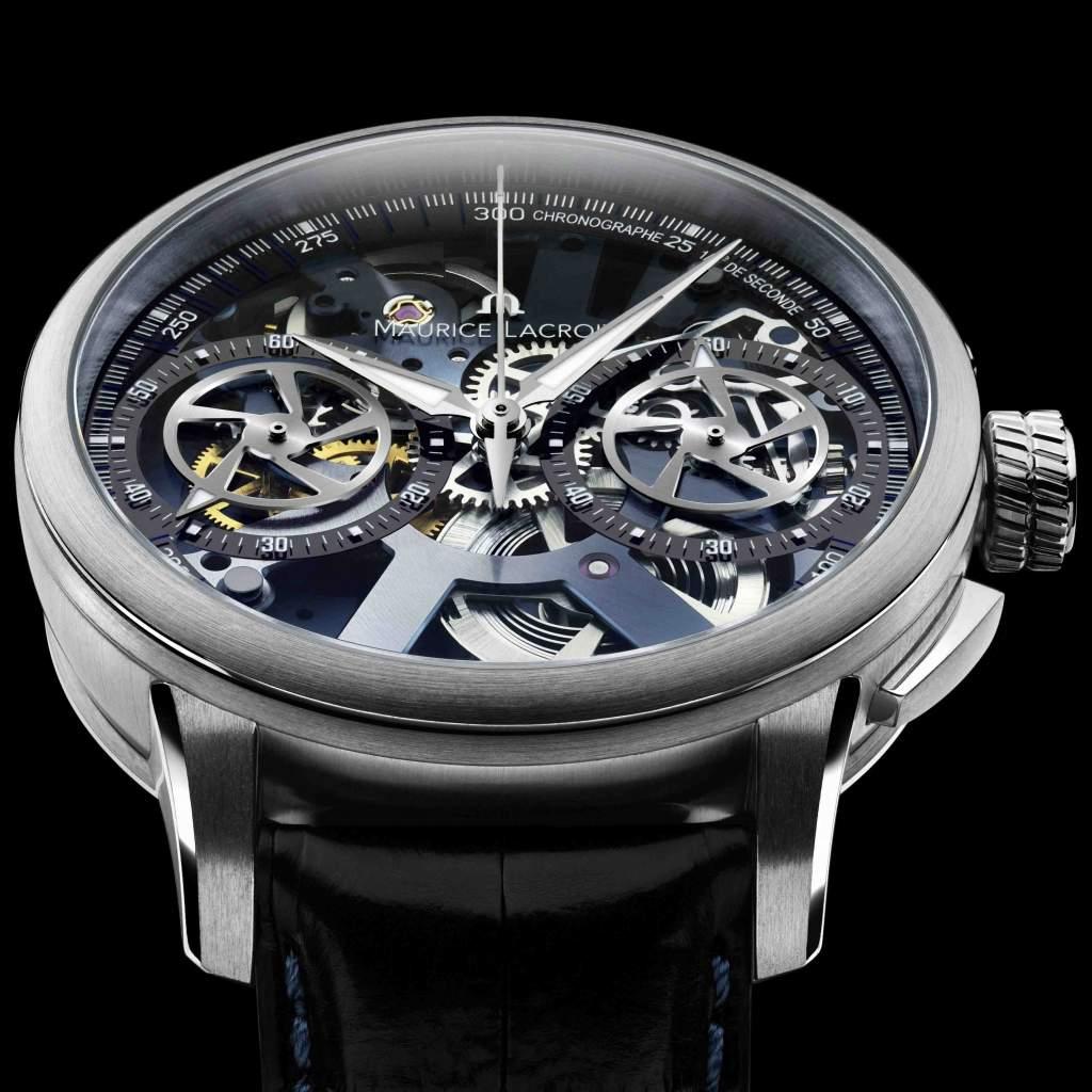 Masterpiece Le Chronographe Squelette | GPHG