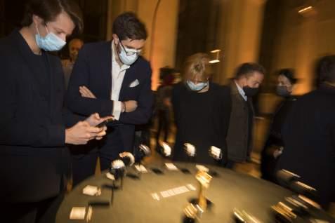 Le Musée d'Art et d'Histoire de Genève accueille les 84 montres présélectionnées par l'Académie du GPHG 2020