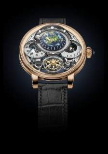 Forbes - The 2018 Grand Prix d'Horlogerie de Genève: Bovet Récital 22 Grand Récital Takes Home Grand Prize