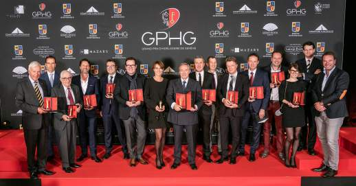 Live Trading News - The Winners of this Year's Grand Prix d'Horlogerie de Genève
