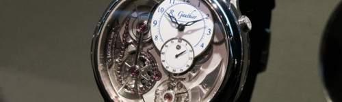 loupiosity.com - GP d'Horlogerie de Genève exhibition in Dubai